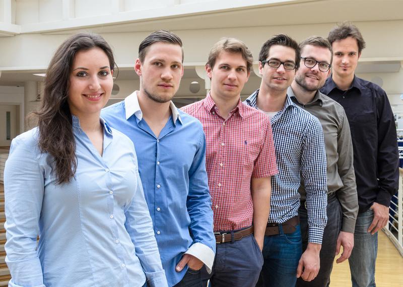 GruenderPott-Teammitglieder