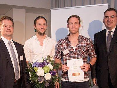 Businessplanwettbewerb-E-Future-Finalisten