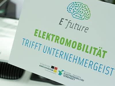 E-future: Elektromobilität trifft Unternehmergeist