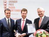 Gründerpreis Baden-Württemberg 2013