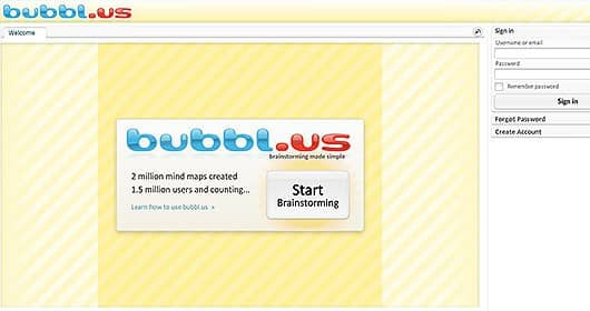 bubblus-Screenshot
