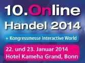 Online Handel 2014 Messe Logo