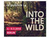Logo republica berlin 2014