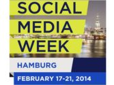 Social Media Week Hamburg 2014 Logo
