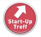 Startup Treff auf der Internet World 2014 in München logo
