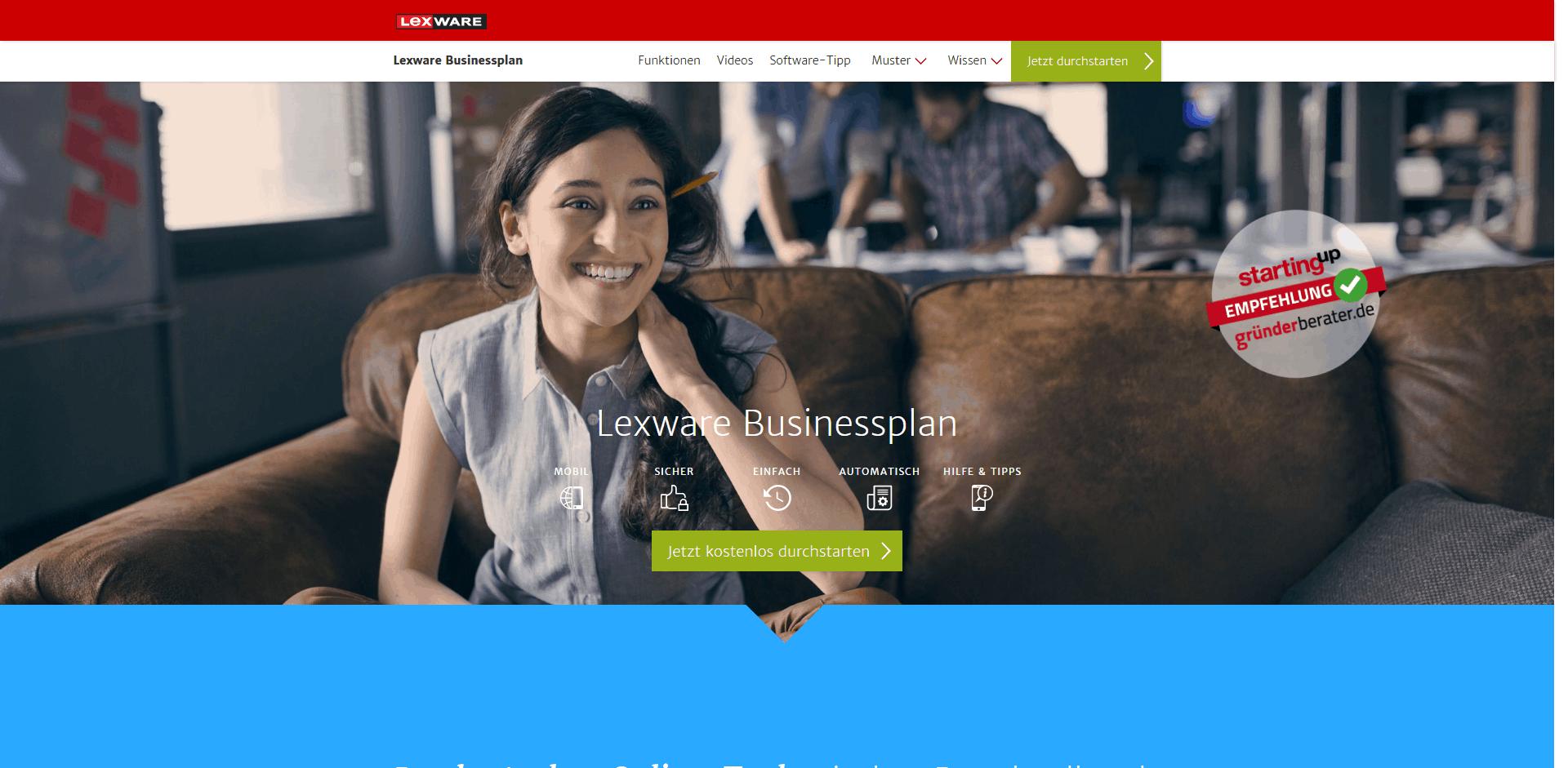 Businessplan_Lexware