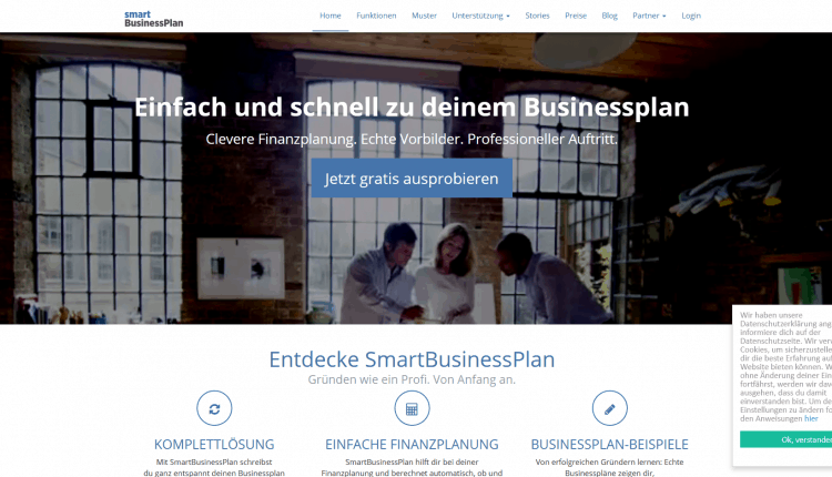 Businessplan_SmartBusinessPlan
