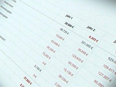 liquiditaetsplanung