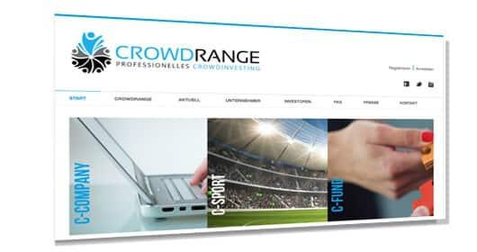 Crowdrange Crowdinvesting
