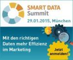SMART DATA Summit 2015 Muenchen