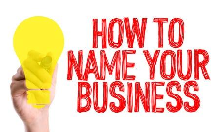 """Namensfindung"""" – Howto: In 6 Schritten zu einem tollen"""