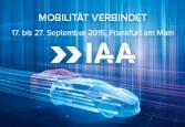 Bild zur IAA 2015 Frankfurt am Main