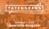 Logo der Gründerkonferenz am Bodensee Tatendrang