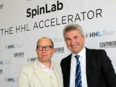 Gerd Harry Lybke / Prof Dr Andreas Pinkwart © HHL