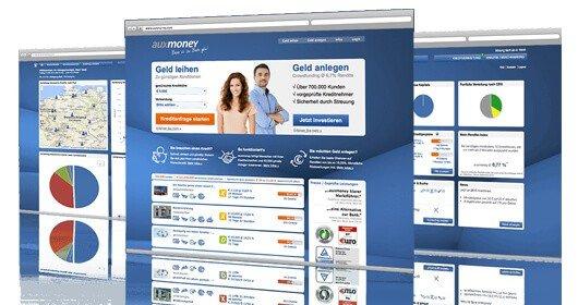 auxmoney-website