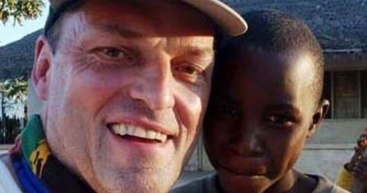 Peter Kirsten in Südafrika