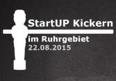 Das erste Startup Kickern im Ruhrgebiet - Bild