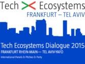Bild zur Bewerbungsfrist für den Startup Pitch auf der Tech Ecosystems in Frankfurt