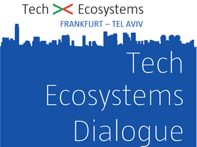 Logo vom Tech Ecosystems Dialogue in Frankfurt