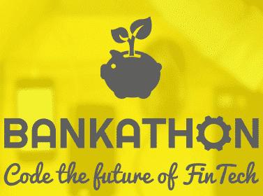 Logo des Bankathon 2015 by ExecIO in Frankfurt