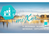 Hamburg Startups Mixer X-MAS 2015