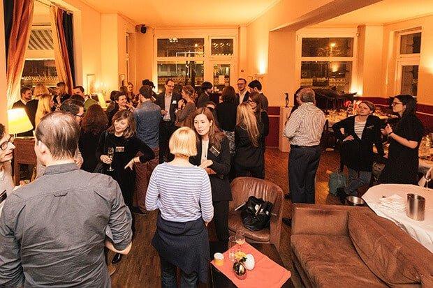 Bild zum HR-Dinner 2016 in Berlin der Gründerszene