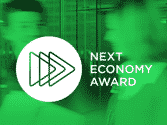 Logo des Next Economy Awards 2016