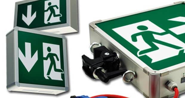 Notleuchten nach VDE und DIN mit stromsparender LED-Technik, hoher Lebensdauer & wartungsfreier Funktionalität bekommt ihr hier.
