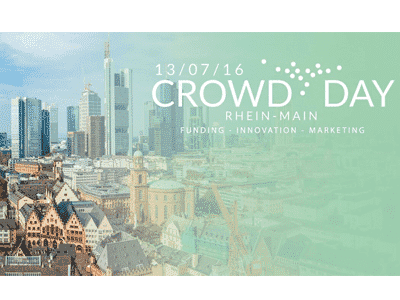 Bild der Crowdfunding-Konferenz in RheinMain (CrowdDay)