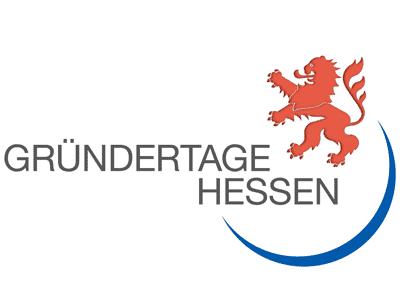 Logo der Gründertage Hessen 2016