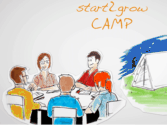 Bild des 2 Tages-Event Start2grow Camp 2016