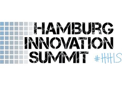 Logos des Hamburg Innovtaion Summit 2016