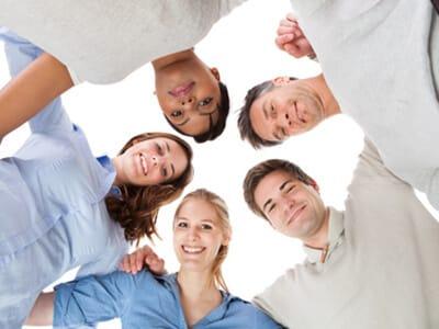 Gründer mit sozialem Engagement