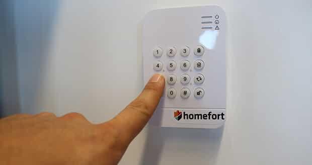 homefort-anwendung