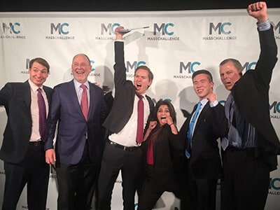 Adhesys Medical gewinnt die MassChallenge Boston