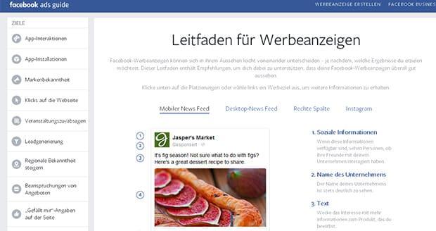 facebook-werbung-leitfaden