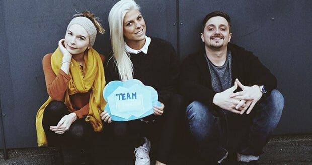 friendsome-startup-team