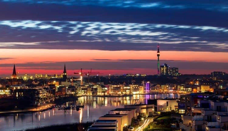 Phnixsee in Dortmund