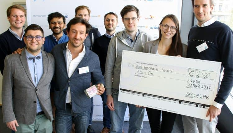 Gruppenbild Pitch Contest_22042017_HHL_alle
