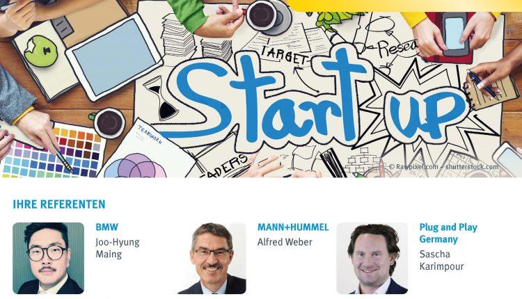Titelbild Startup