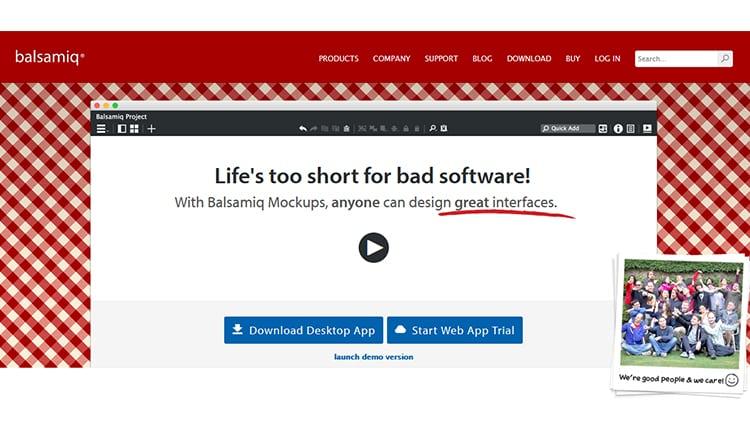 Mockup-Tools & Wireframes: unverzichtbare Helfer für eine perfekte ...