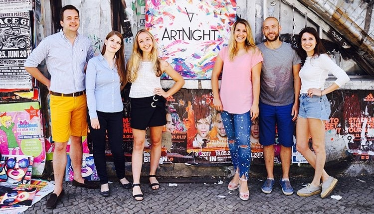 artnight-startup-team