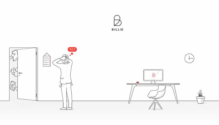 billie-startup