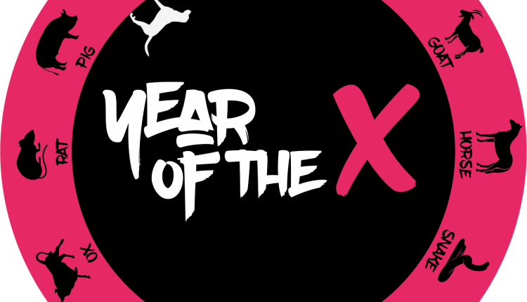 Year of the X 1