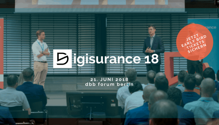 Digisurance 2018 – Facebook Event Header