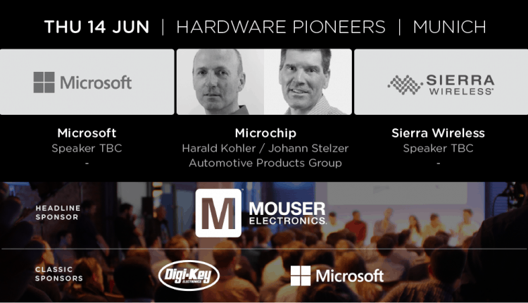HwPioneers (Microsoft – Micorchip – SW)