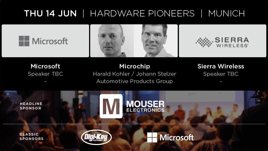 HwPioneers (Microsoft – Micorchip – SW)
