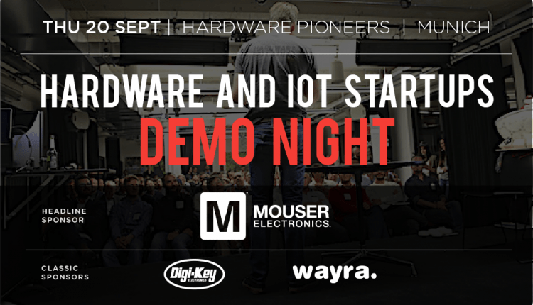Demo Night – Munich 2018