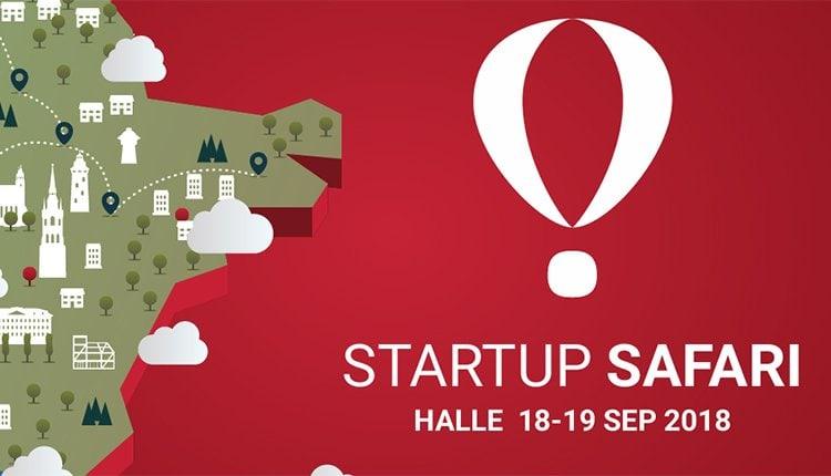 Startup-SAFARI-Halle-2018