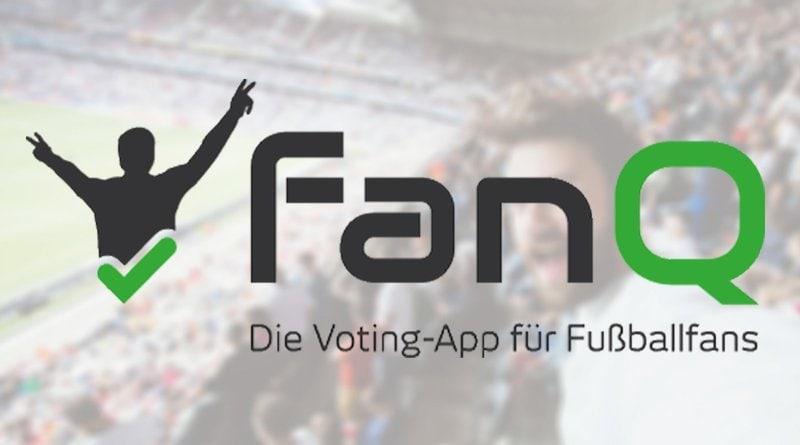 FanQ – Die Voting-App für Fußballfans